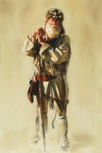 Mountain Man  Judith Dickinson