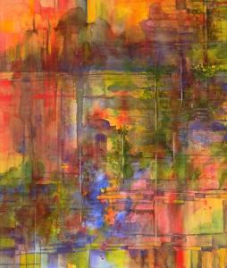 Triptych 2  Carol Sass Tuttle