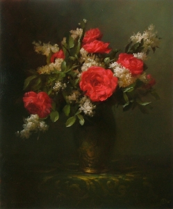 Red roses  Dmitry Sevryukov