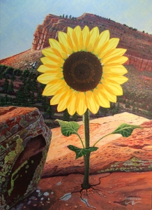 Perseverance Furthers by Diane Dandeneau