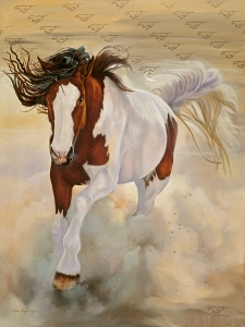 Mustang Power by Donna Wayman