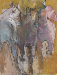 Three Horses  Melissa Stuart