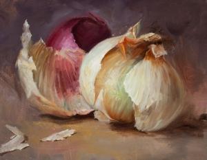 Onions by Jeremy Manyik
