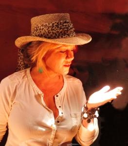 Elizabeth Sage: 'There is magic everywhere you look' by Elizabeth Sage