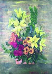 Bouquet by Maria Veronica Clado