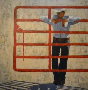 The Gate Keeper by Elizabeth  Wonnacott