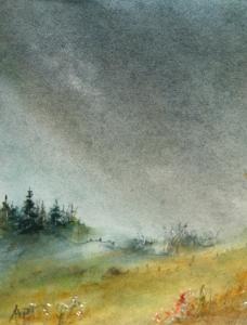 Ein Regentag by Petra Ackermann