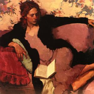 A Relaxing Read by Joseph Lorusso