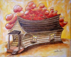 Ark of the Mound  Darlene Newman