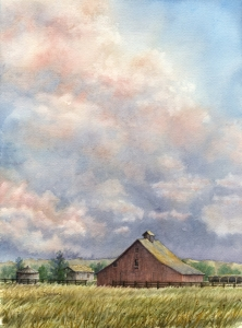 Colorado Barn #3  Laine Dobson