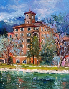 Broadmoor  Richard Wallich