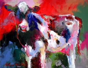 Cow  Richard Wallich