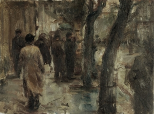 City Stroll  Ron Hicks