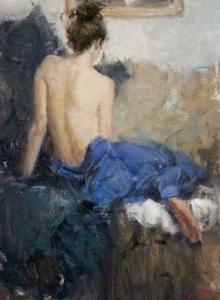 Blue Nude  Dan Beck