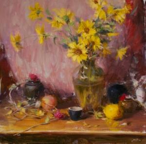 Sunflowers  Dan Beck