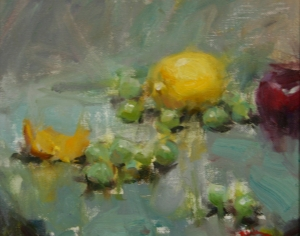 Grapes & Lemons  Dan Beck