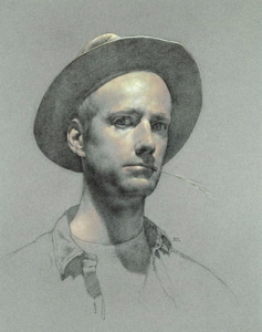 Self Portrait  Anthony Ryder
