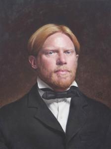 Portrait of a Gentleman  Anthony Ryder