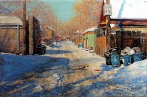 Sunny Winter Day 3  Nikolo Balkanski