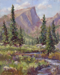 Hallet Peak  Jan Bushart