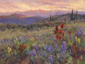 Indian Paint Brush  Jan Bushart
